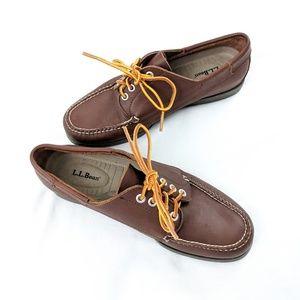 VTG L.L. Bean Boat Shoes